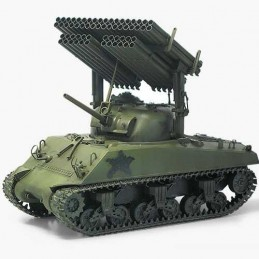 Model Kit tank 13294 - M4A3...