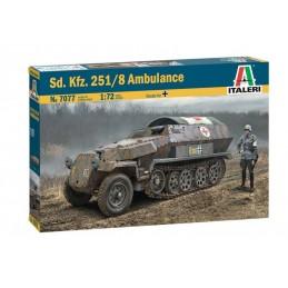Model Kit military 7077 -...