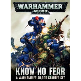 WARHAMMER 40000: KNOW NO FEAR