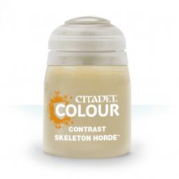 CONTRAST: SKELETON HORDE...