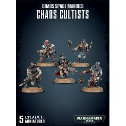ETB: CHAOS SPACE MARINES...