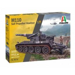 Model Kit tank 6574 - M110...