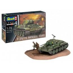 Plastic ModelKit tank 03294...