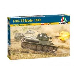 Model Kit tank 7078 -...
