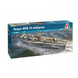 Model Kit loď 5624 - Vosper...