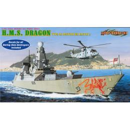 Model Kit loď 7109 - H.M.S....
