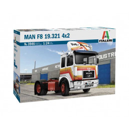 Model Kit truck 3946 - MAN...