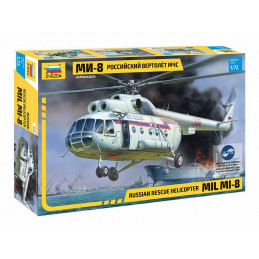 Model Kit vrtulník 7254 -...