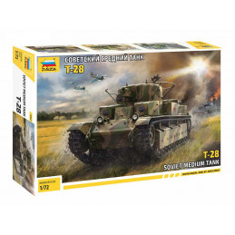 Model Kit tank 5064 - T-28...