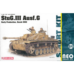 Model Kit tank 6927 -...