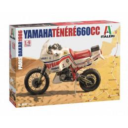 Model Kit motorka 4642 -...