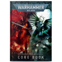 WARHAMMER 40000: CORE BOOK...