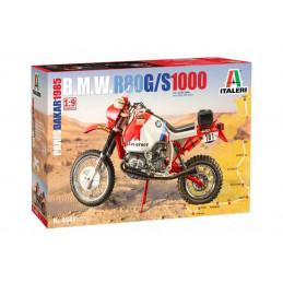 Model Kit motorka 4641 -...