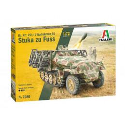 Model Kit tank 7080 - Sd....
