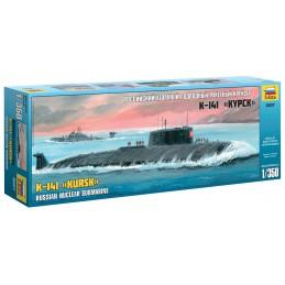 Model Kit ponorka 9007 -...