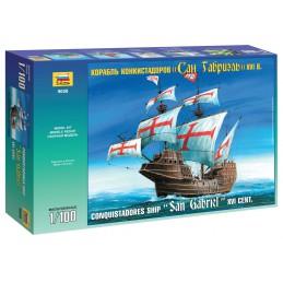 Model Kit loď 9008 -...