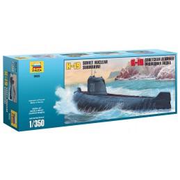 Model Kit ponorka 9025 -...