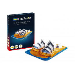 3D Puzzle REVELL 00118 -...