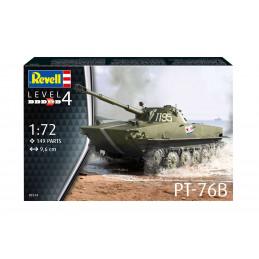 Plastic ModelKit tank 03314...