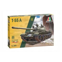 Model Kit tank 7081 - T-55...
