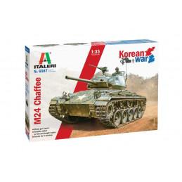 Model Kit tank 6587 - M24...