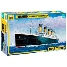 Model Kit loď 9059 - R.M.S....