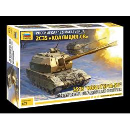 Model Kit tank 5055 - 2S35...