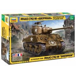 Model Kit tank 3676 - M4 A3...