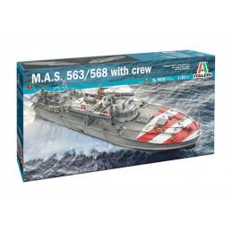 Model Kit loď 5626 - M.A.S....