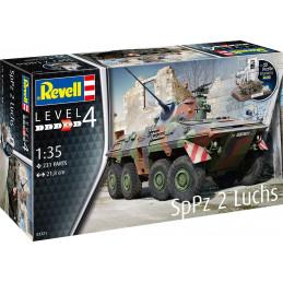 Plastic ModelKit tank 03321...