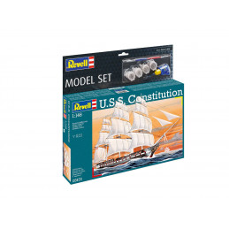 ModelSet loď 65472 - USS...