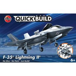 Quick Build letadlo J6040 -...