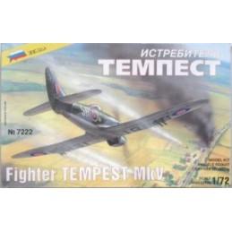 Model Kit letadlo 7222 -...