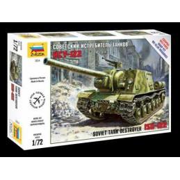 Snap Kit tank 5054 - Soviet...