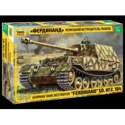 Model Kit tank 3653 -...