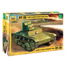 Model Kit tank 3540 - T-26...