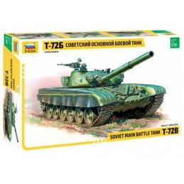 Model Kit tank 3550 - T-72B...