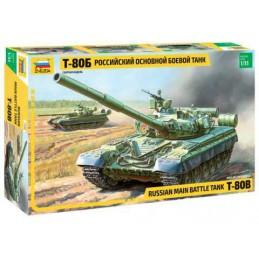 Model Kit tank 3590 - T-80B...