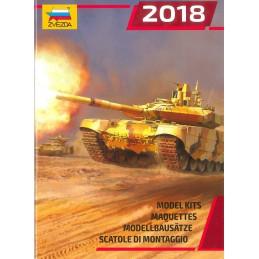 ZVEZDA katalog 2018