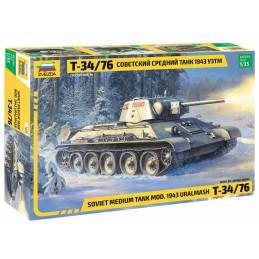 Model Kit tank 3689 -...