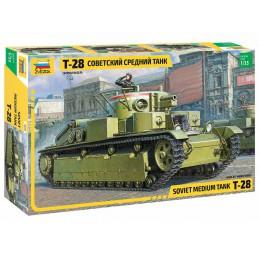 Model Kit tank 3694 - T-28...