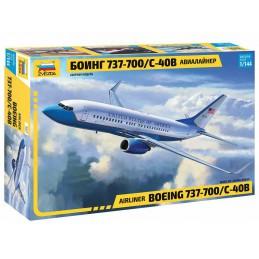 Model Kit letadlo 7027 -...