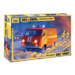 Model Kit auto 43001 - Fire...