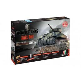Model Kit World of Tanks...