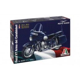 Model Kit motorka 4639 -...