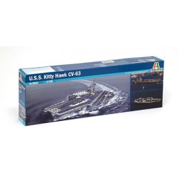 Model Kit loď 5522 - U.S.S....