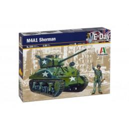 Model Kit tank 0225 - M4 A1...