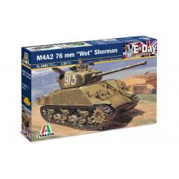 Model Kit tank 6483 - M4A2...