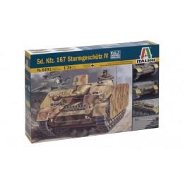 Model Kit tank 6491 -...