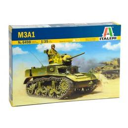 Model Kit tank 6498 - M3A1...